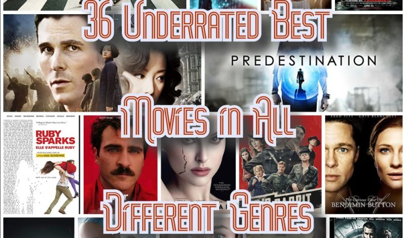 36 Underrated Best Movies in All Different Genres