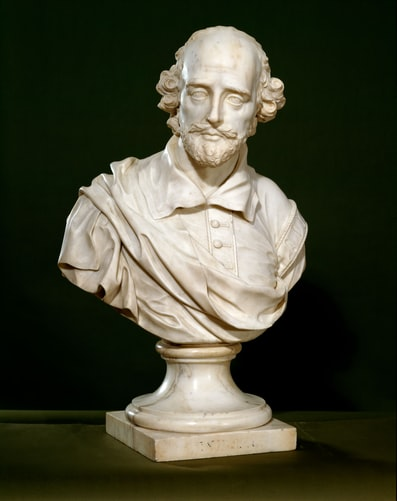 Statue of William SHakepeare
