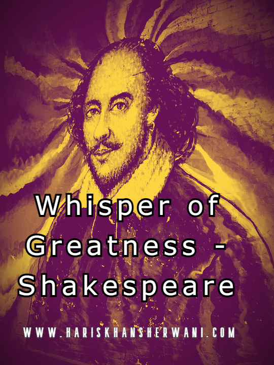 picture of William Shakespeare with post title
